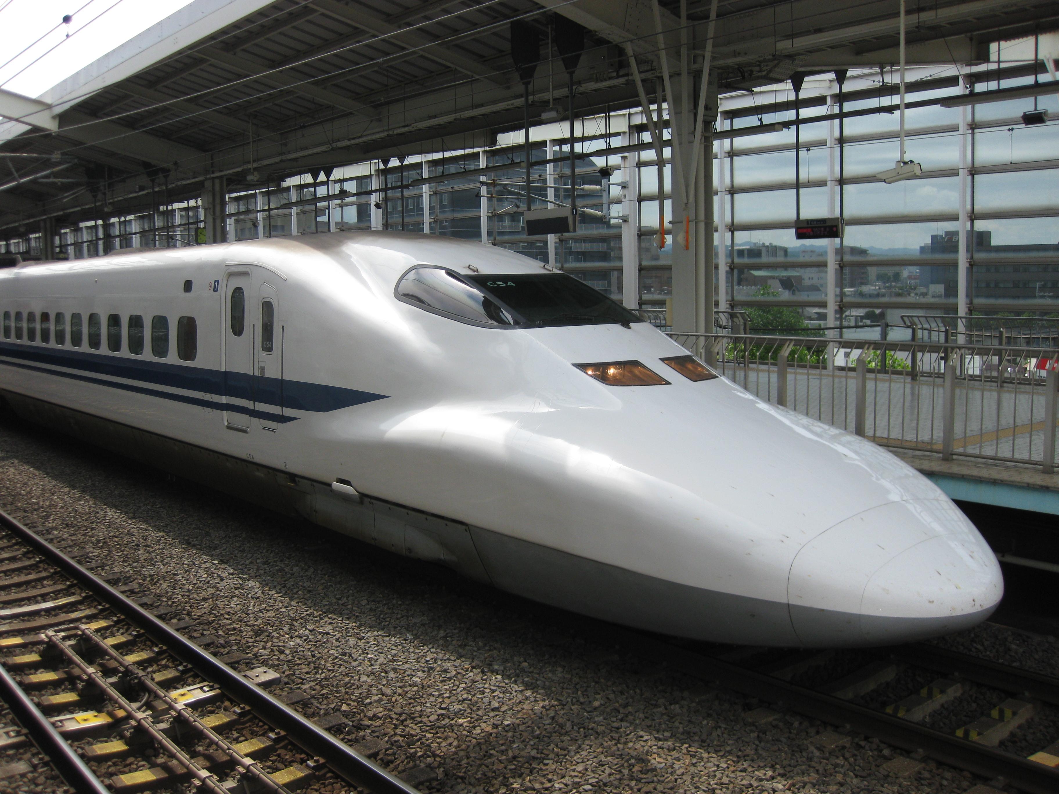 "Shinkansen =""Train Envy"" – High Technology Business ..."