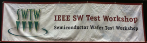 Semiconductor Wafer Test Workshop SWTW banner